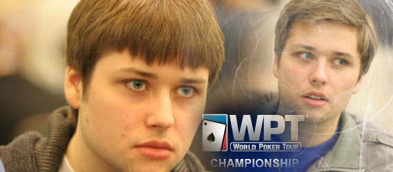 Евгений Тимошенко стал победителем в турнире 2009 Five-Star World Poker Classic WPT Championship