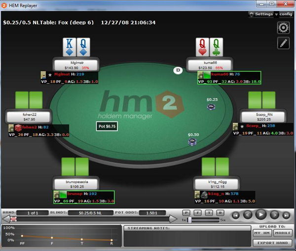 holdem manager 4