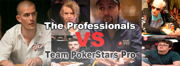 Team PokerStars Pro vs Full Tilt Team