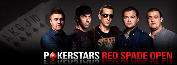 На горизонте PokerStars Red Spade Open